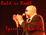 BALD IS BEST CD COVER!