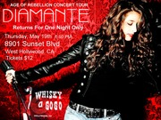 Age of Rebellion Concert Tour Whiskey a GoGo W. Hollywood, CA