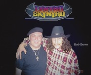 Stevie and Bob Burns