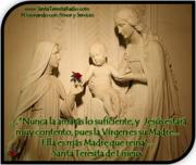 Tere y Maria con el Nino