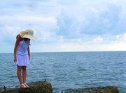 კოჭებამდე ზღვა