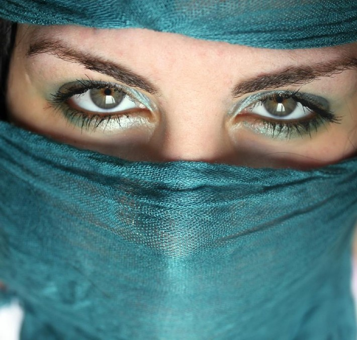 ზოგჯერ თვალების ტიყვებზე მეტს ამბობენ ♥