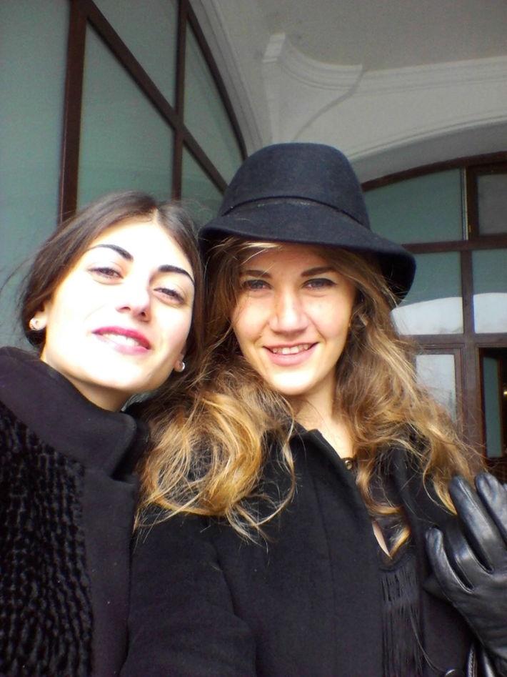 მე და მარი :*