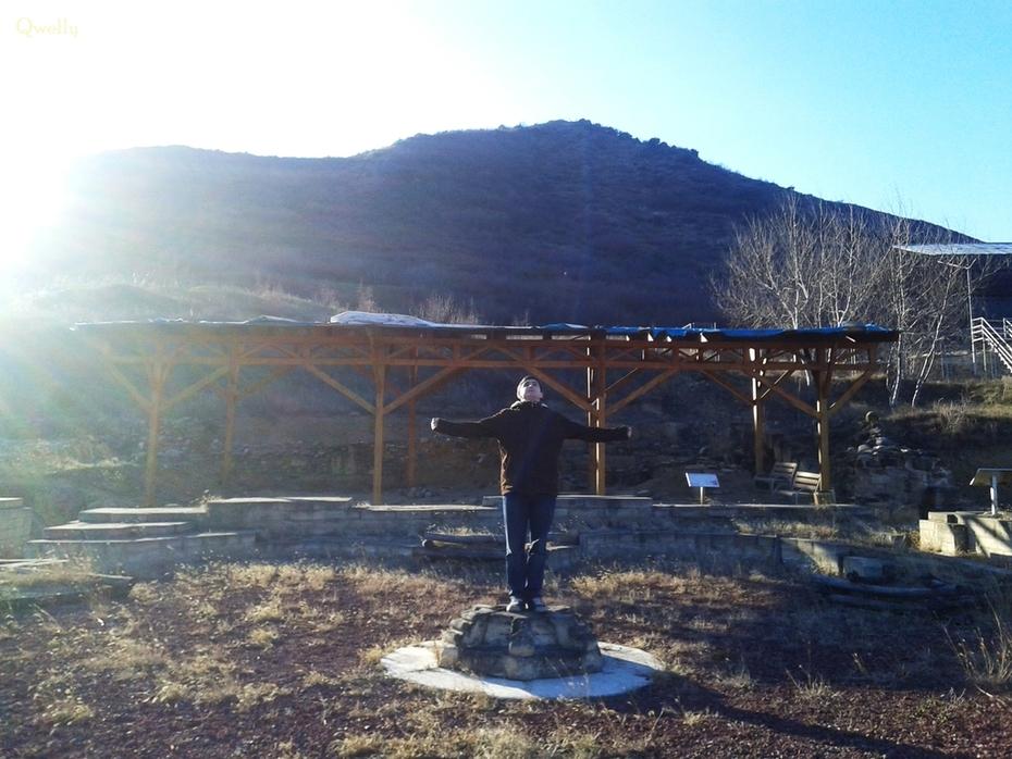 კერპთთაყვანისმცემლობა ბაგინეთის მთაზე