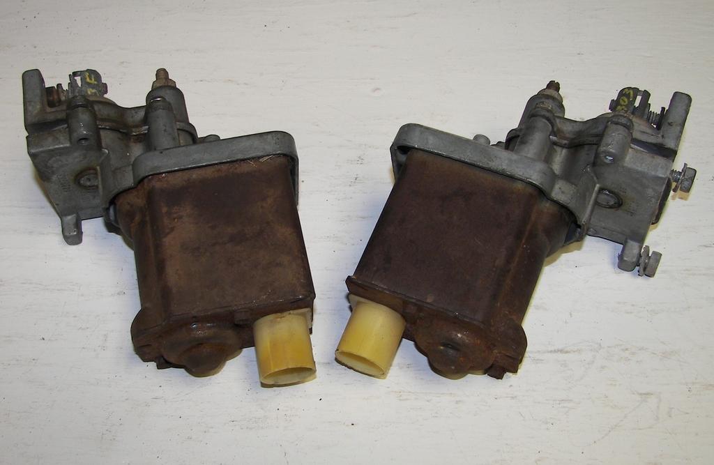 power vent window motor regulators (4)