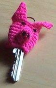 Schlüsselschweinchen