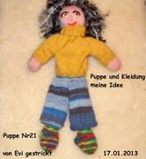 Puppe 21 fertig 17.01.2013