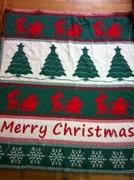 Weihnachtsdecke 6