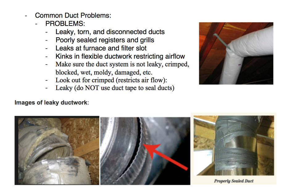 Air Leakage and Air Infiltration