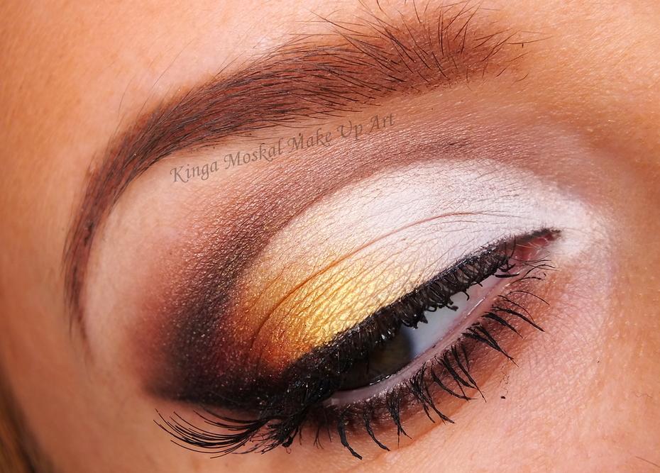 sunset eye