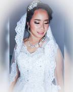 Bridal Makeup for Church Wedding Ceremony