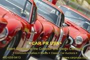 CAR PR USA