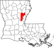 Catahoula Parish, LA