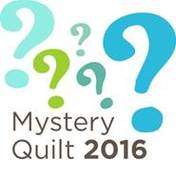 Mystery Quilt 2016 Quilt Along