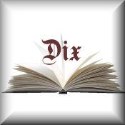Dix Family Name