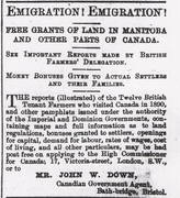 North Devon Emigrants