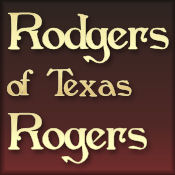 Rodgers, Rogers of Texas