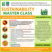 Curso Ejecutivo - Sustentabilidad en los Agronegocios