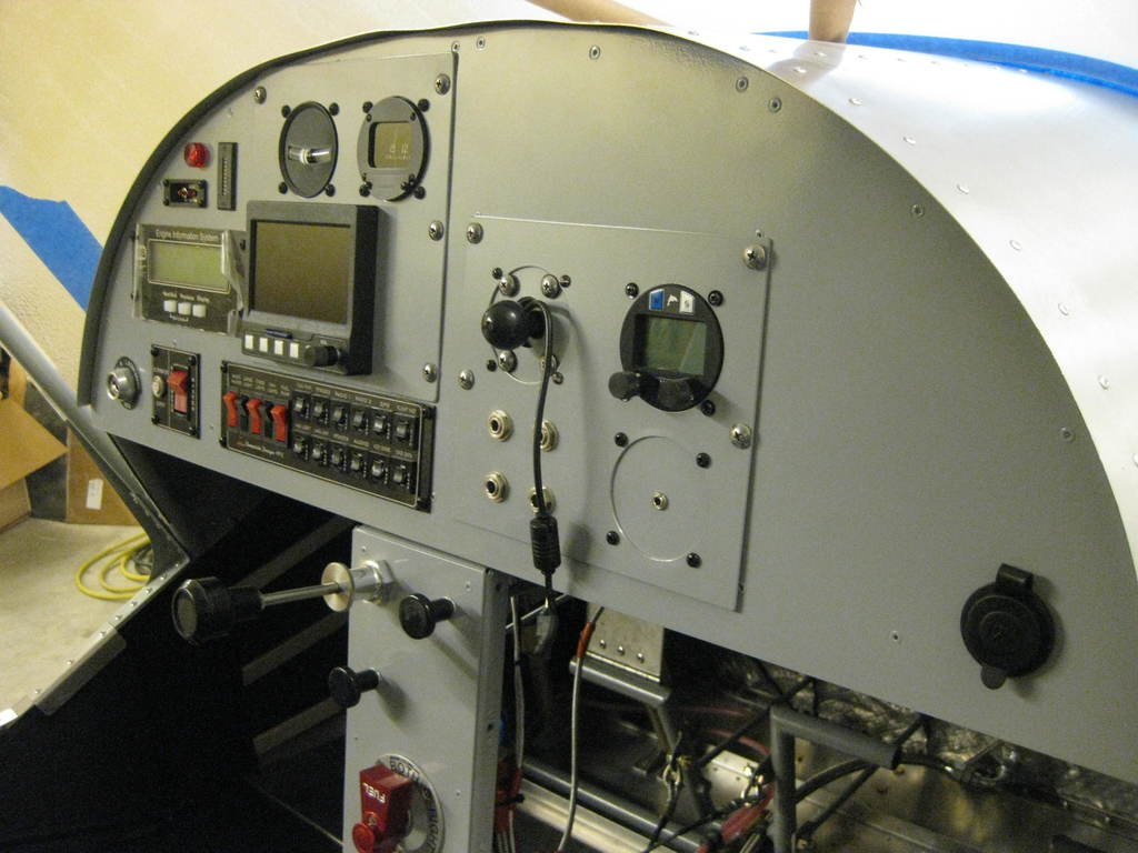 Panel Design and Layout - Zenith Aircraft Builders and Flyers
