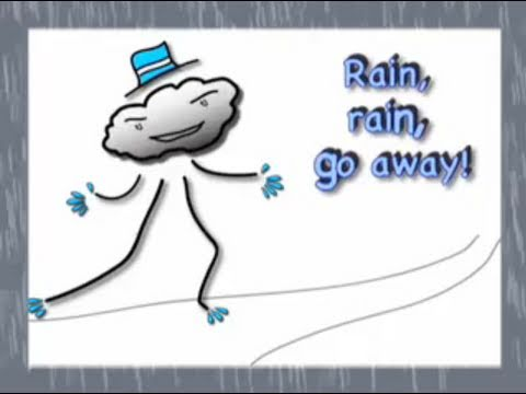 Rain, Rain, Go Away!