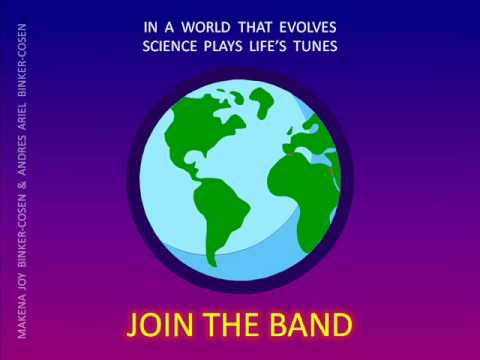 SCIENCE 5/5: JOIN THE BAND