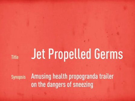 Jet Propelled Germs