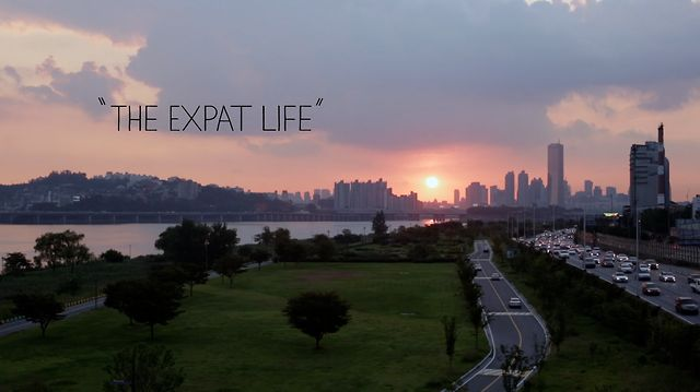 "Episode 1: ""The Expat Life"""