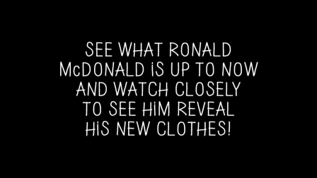 Fun with Ronald McDonald