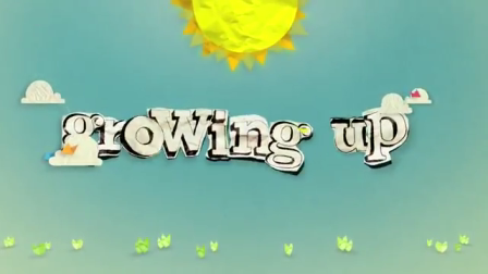 Growing Up - Infographic