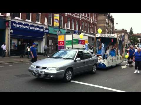 Hornsey Carnival in Crouch End