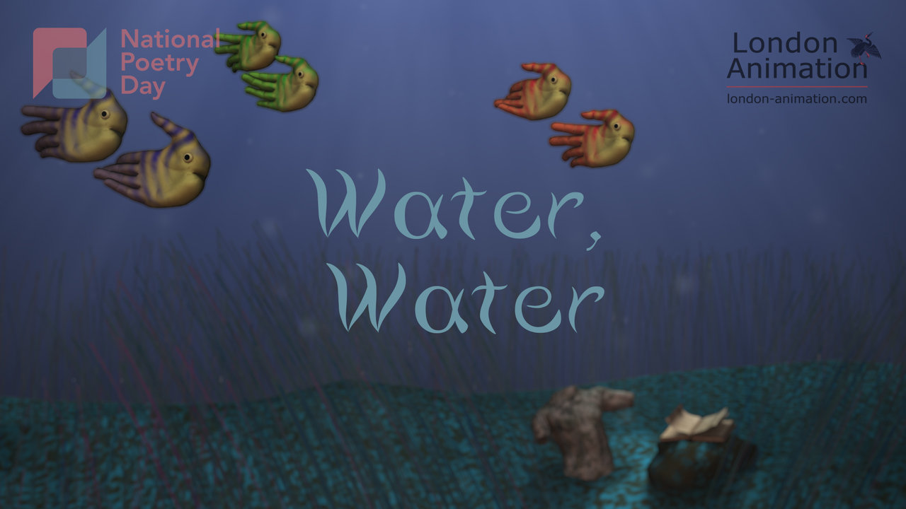Water, Water: National Poetry Day 2013