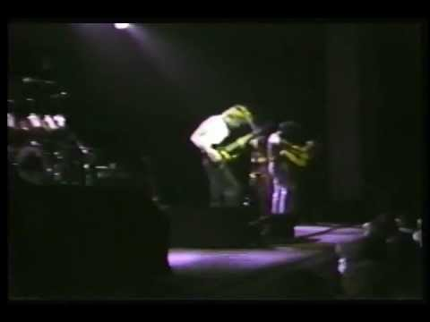 Jon Camp's bass solo - Rochester, Triangle, 8th of December, 1981