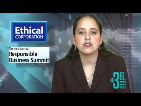 CSR Minute: Ethical Corporation Holds Responsible Business Summit