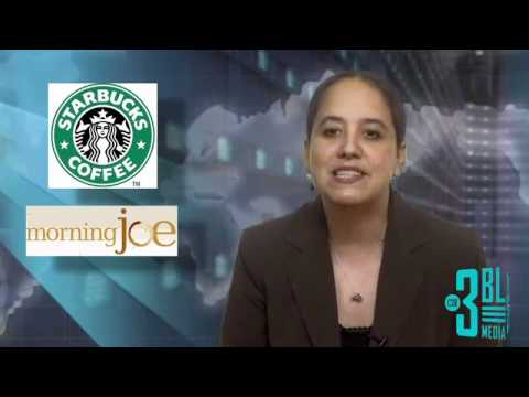 "CSR Minute: Starbucks' ""Morning Joe"" Coffee Boosts DonorsChoose;"