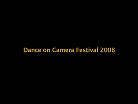 Dance on Camera Festival 2008- Trailer