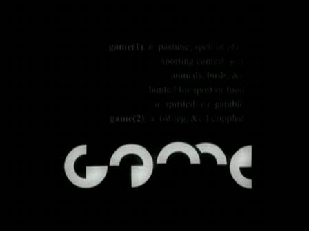 Game (short edit)