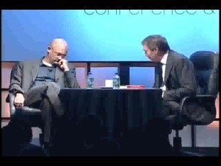Charlie Rose & Clay Shirky at MIXX