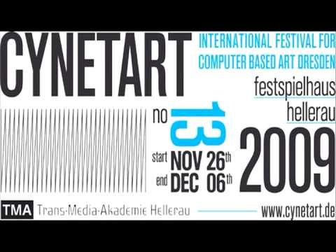 CYNETART 2009 || Automatic Clubbing || opening