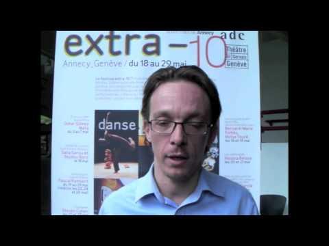 Interview : Arnaud VELTEN World Grid Lab experience : FESTIVAL #EXTRA10 : BSN Annecy