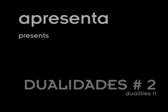 Dualidades # 2