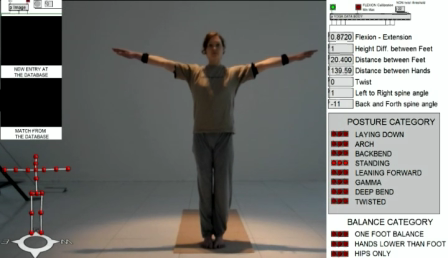 Interactive Yoga System