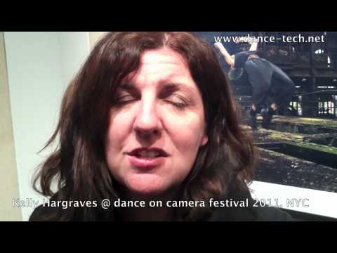 Dance on Camera Festival: Interview with Kelly Hargraves