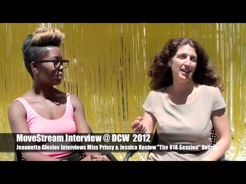 """MoveStream @ DCW JKoslow & Miss Prissy """"The 818 Session"""""""