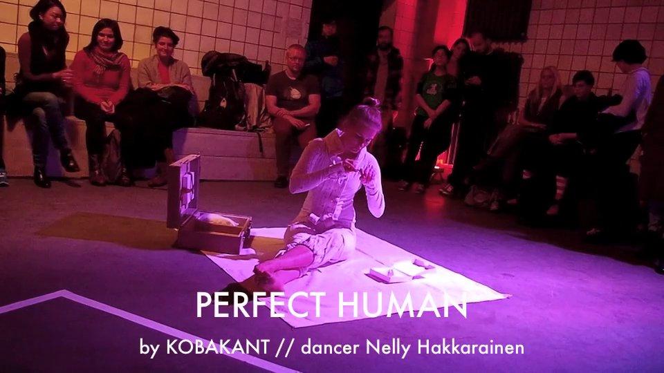 The Perfect Human, 30.10.2013 @ WCOMTC in SHIFT, Berlin
