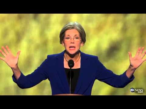 Elizabeth Warren DNC Speech Complete: 'Corporations Are Not People' - Democratic National Convention