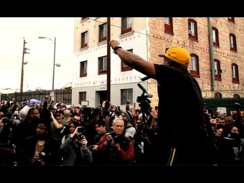 Public Enemy - Get Up Stand Up Featuring Brother Ali [OFFICIAL VIDEO]