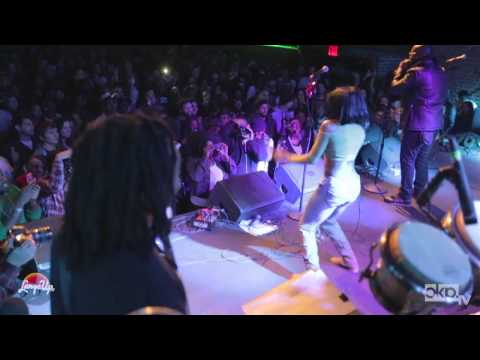 """Bunji Garlin """"Differentology"""" Live with The Roots 