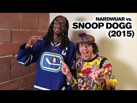 Snoop Says Nardwuar Is One Of His Best Interviewers. Nardwaur Shows Why