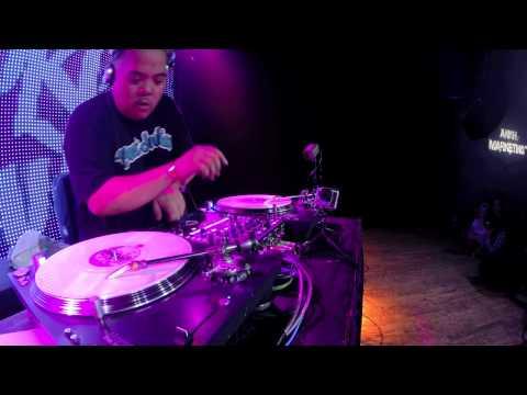 DJ Shortkut live at Mezzanine in San Francisco