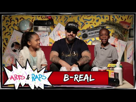 'What's a Bong?' w/ B-Real | Arts-N-Raps